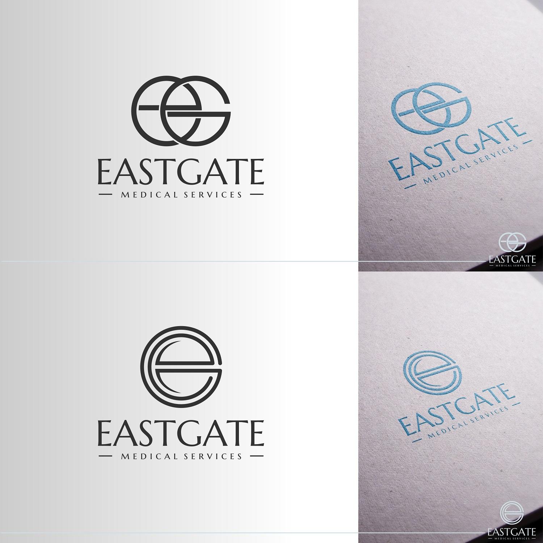 Elegant, Playful, Medical Equipment Logo Design for EASTGATE