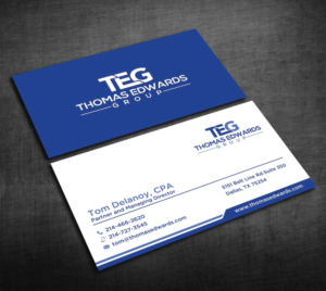 Accounting Business Cards 289 Custom