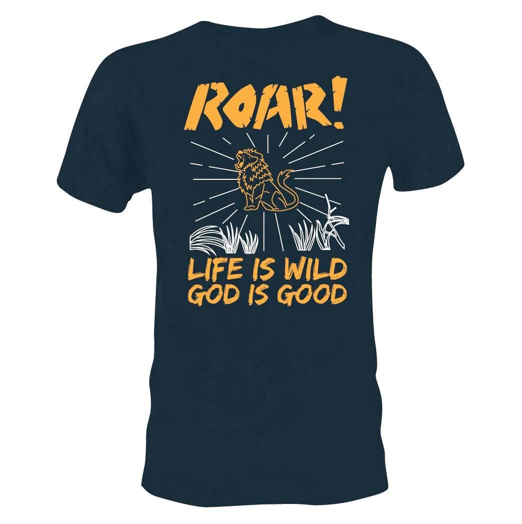 Roar Vacation Bible School T-Shirt   27 T-shirt Designs for a