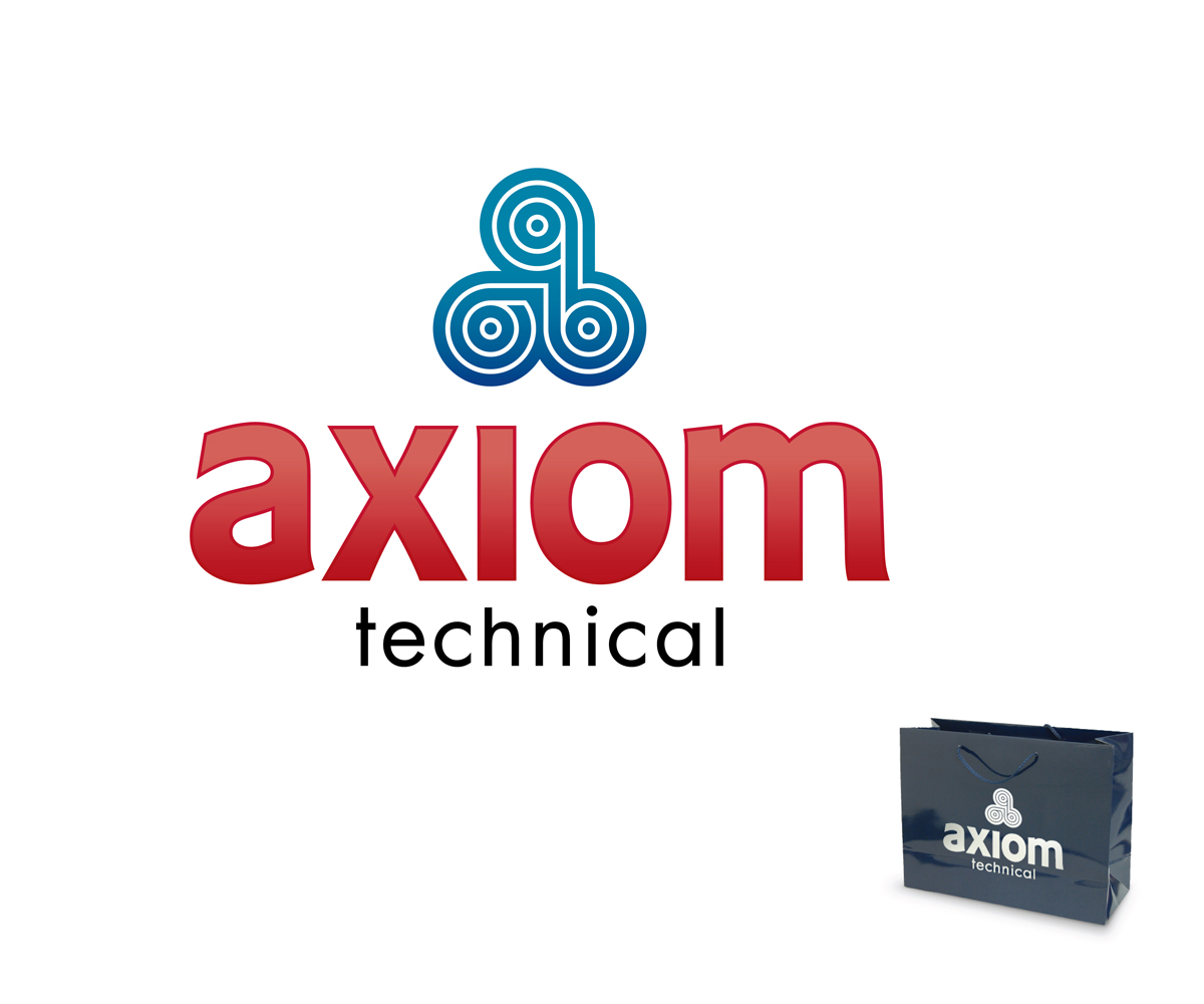 Professional serious computer logo design for axiom for Design consulting services
