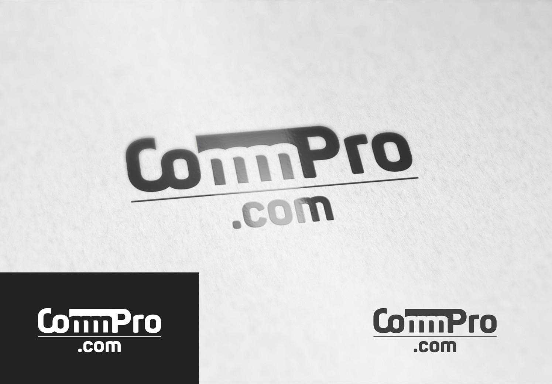 Bold, Serious, Public Relation Logo Design for CommPro com