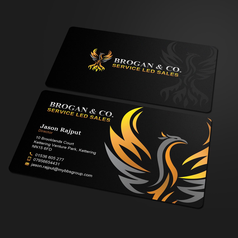 Busines Card Modern Design