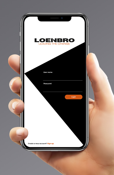 Serious, Bold App Design for a Company by mobileAppSL   Design #20951608