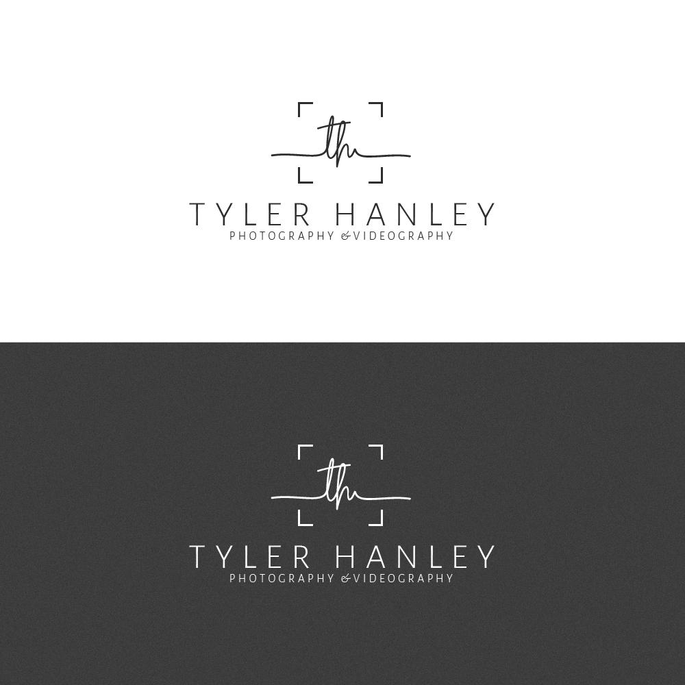 Tyler Hanley - Lens Logo Design by SamiddhaH