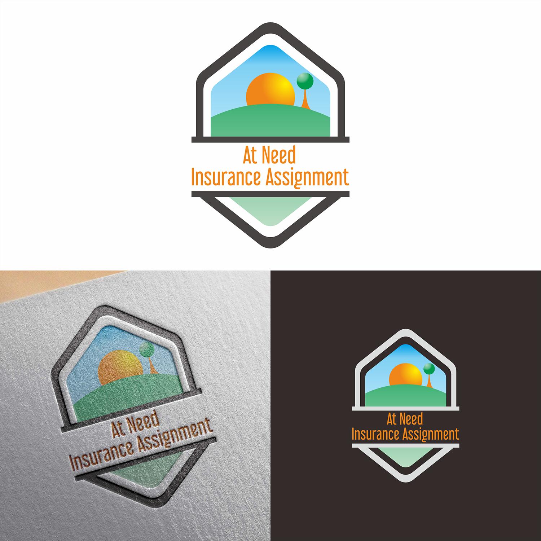 Masculine, Upmarket Logo Design for At Need Insurance