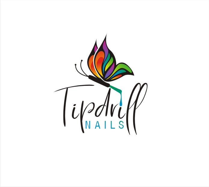 Tipdrill nails Logo by nutu