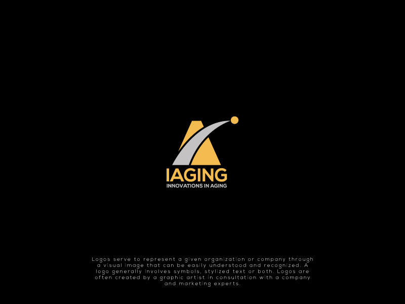 Bold Modern Logo Design For The Company Name Is Iaging Tagline