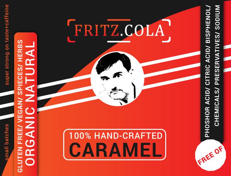 Elegant, Playful Logo Design for fritz cola by Creativity