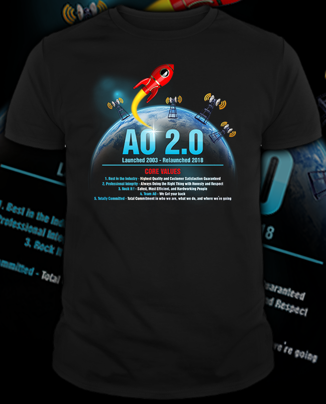 09f8d76e Professional, Bold, Technology Equipment T-shirt Design for a Company in  United States | Design 20989956