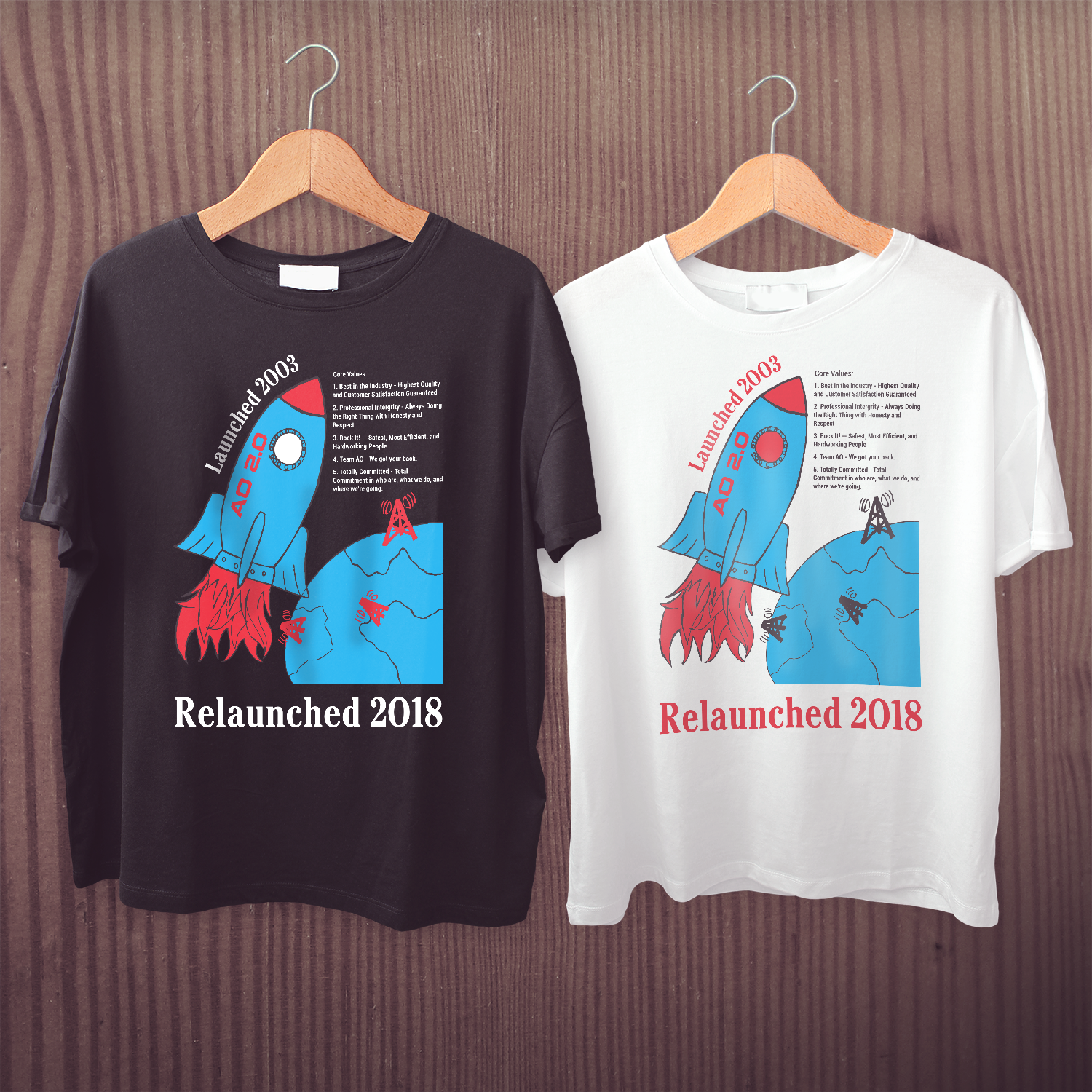 20cedd88 T-shirt Design by nh.bang2015 for this project | Design #20985922