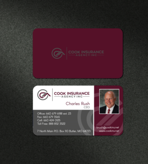 Insurance Business Cards | 310 Custom Insurance Business ...