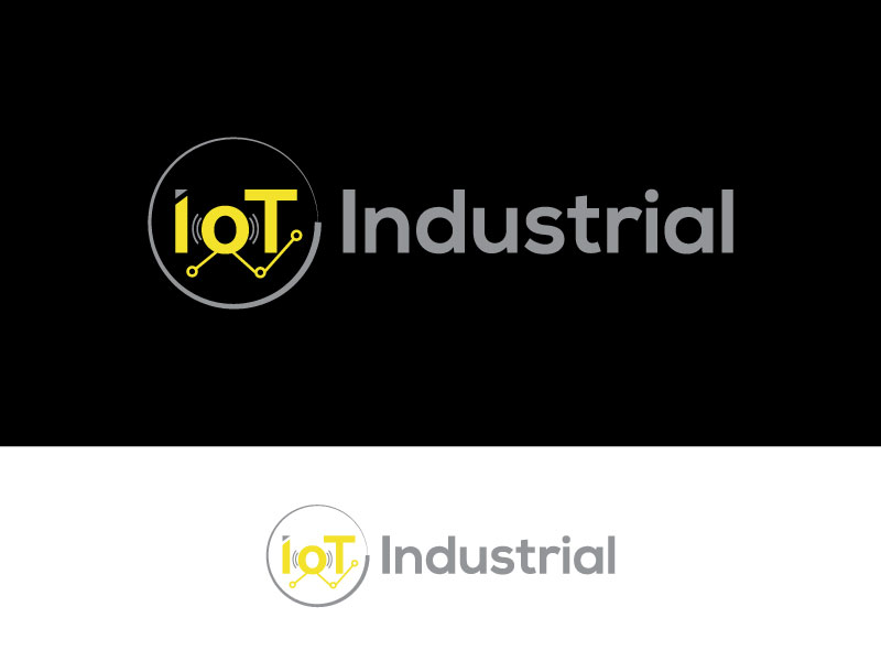 IoT Industrial Logo by Creative Invention