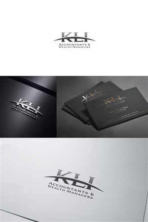 Logo Design by re0design - Elite Accountant & Wealth Management Company Lo...