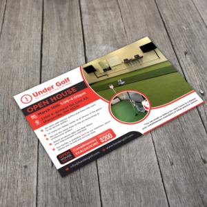 Postcard Design by GraphicsGuru