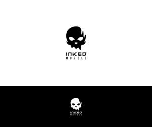 Inked Muscle | Logo Design by Design Nation