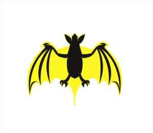 Animal Bat Mobile Art Project