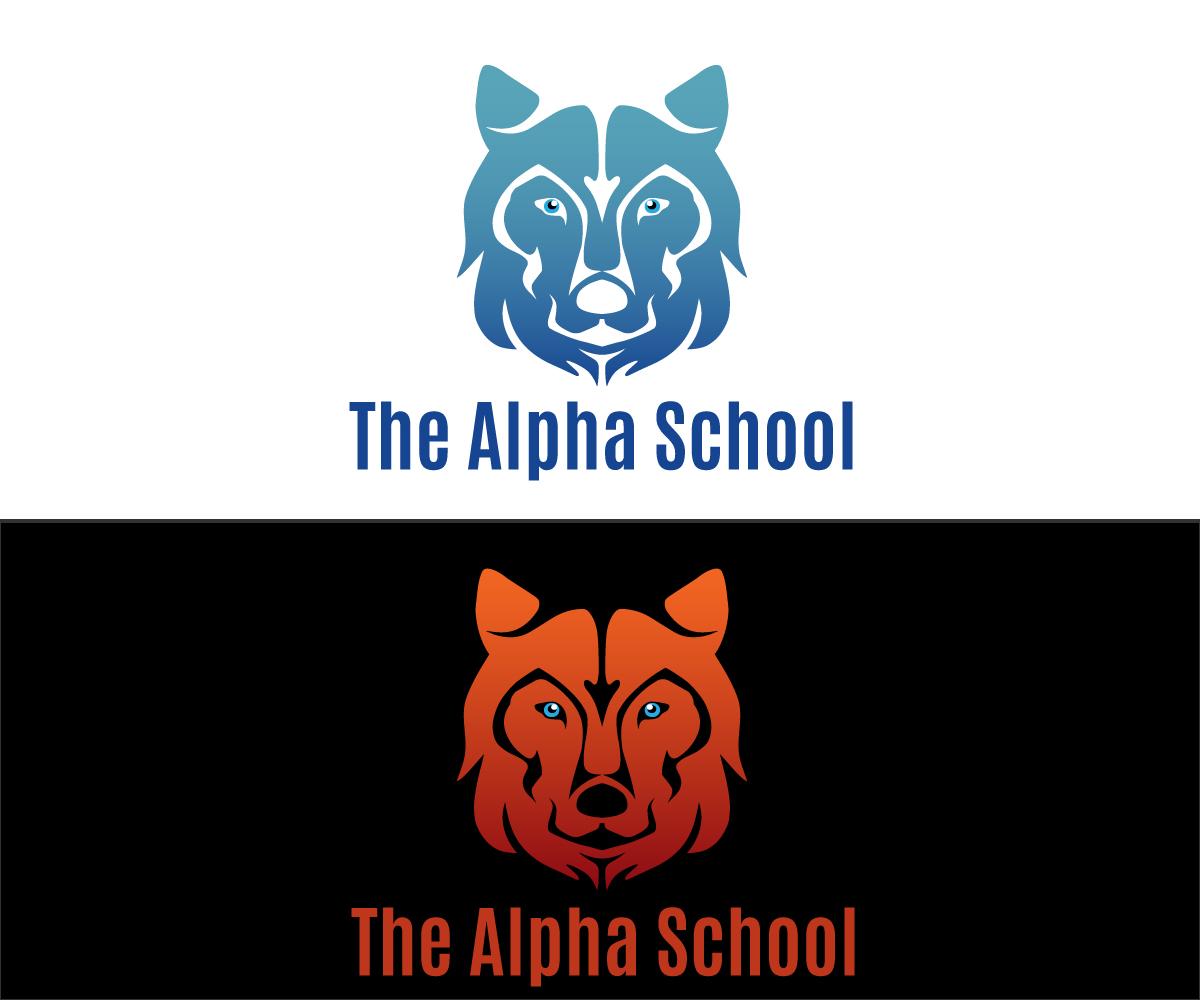 Wise Wolf logo by edwinnegz1