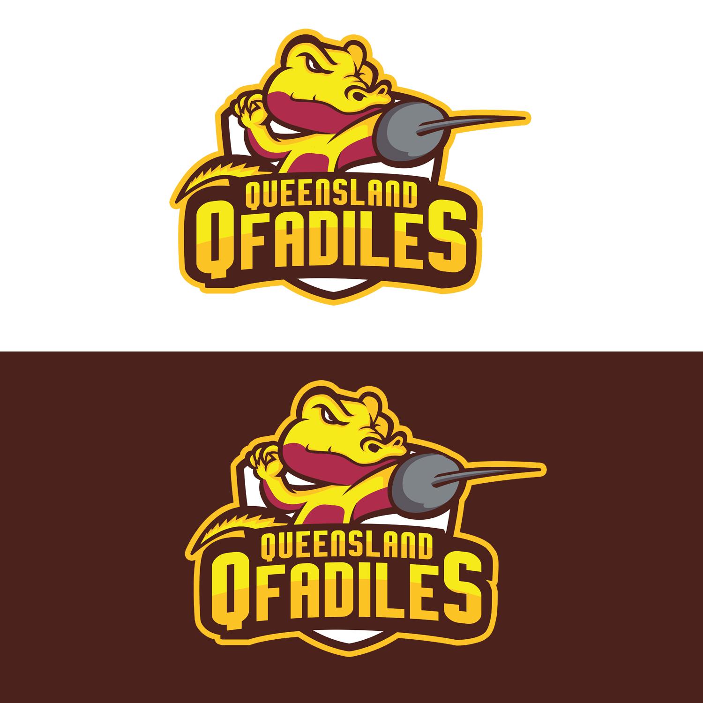 Queensland Q Fadiles logo design by Ivanbitar