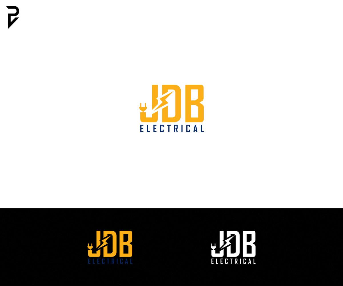 Elegant, Playful, Electrician Logo Design for JDB ELECTRICAL by