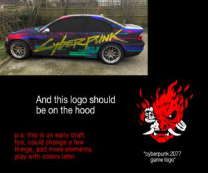 Fan Car Wrap Designs | 2 Car Wraps to Browse