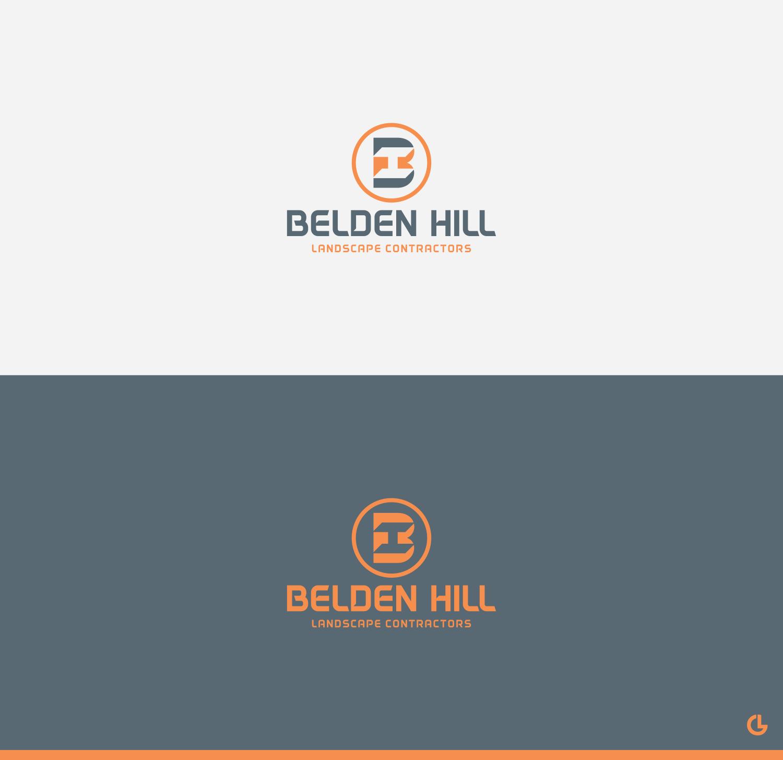 Modern, Upmarket, Landscape Design Logo Design for Belden