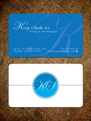 Psychologist Business Cards 105 Custom Psychologist Business Card Designs