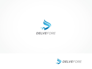 D, DF, or no text (do not say DelveFore) | Logo Design by ArtTank