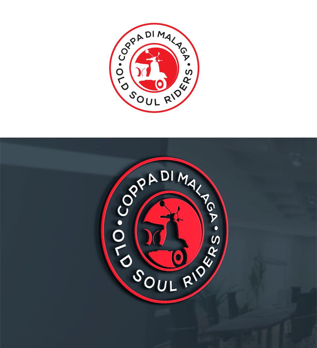 Logo Design for Old Soul Riders - Coppa di Malaga by hubdesign3