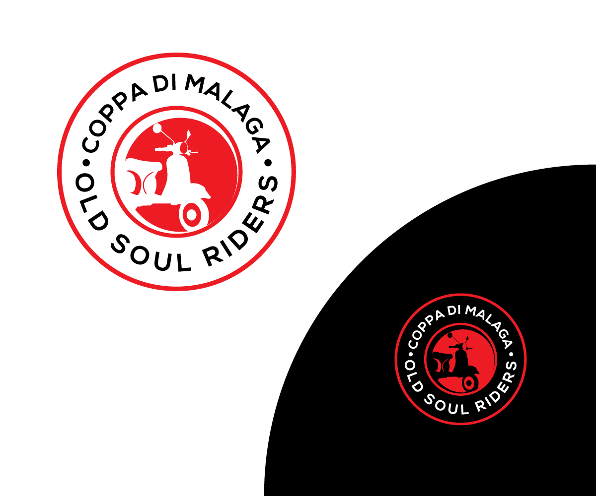Logo Design for Old Soul Riders - Coppa di Malaga by hubdesign3