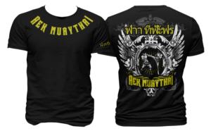 f64ebf130264 Muay Thai Tshirt Design | T-shirt Design by samuel_ming