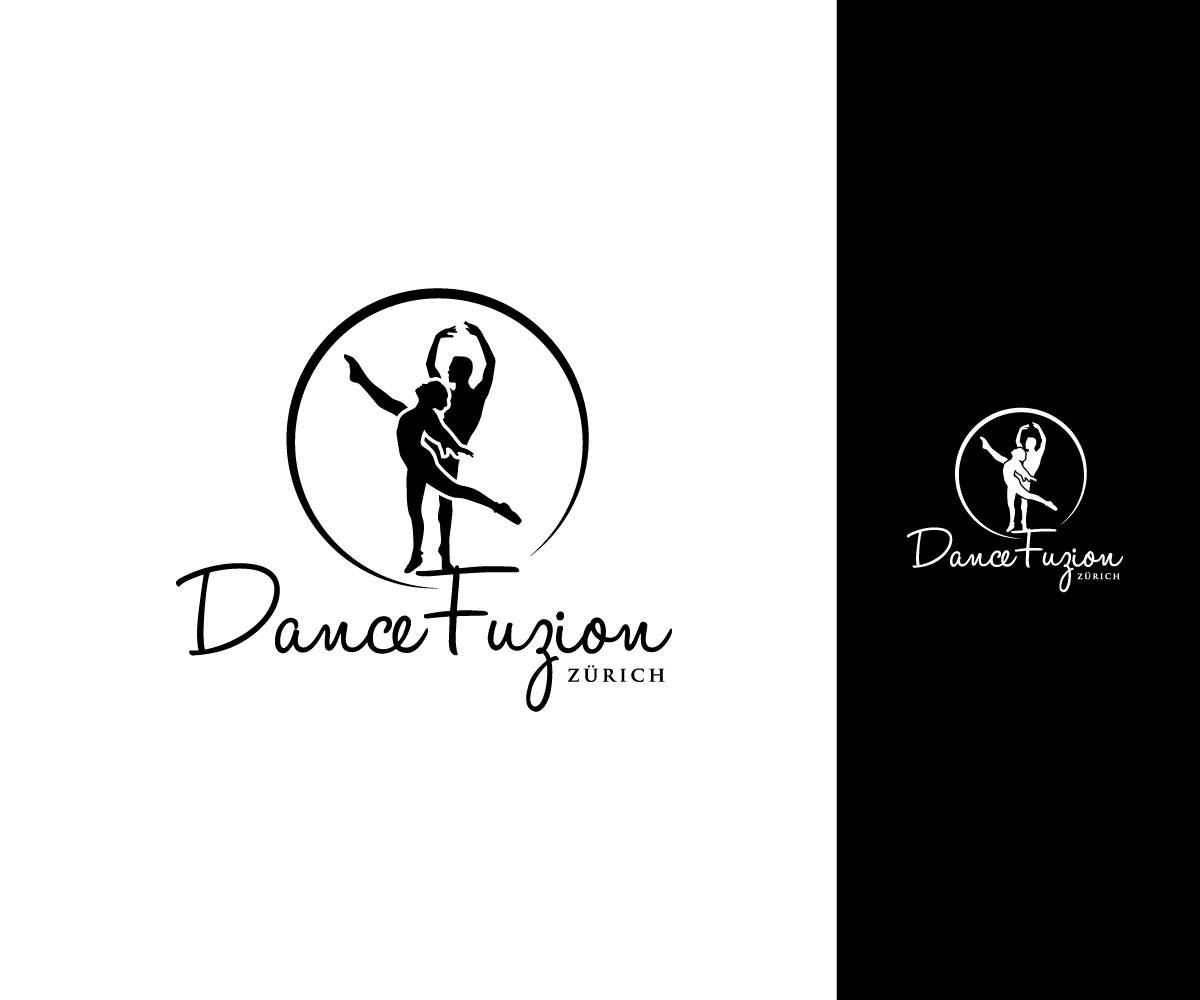 Ballet School Logo Design by CooperCreates
