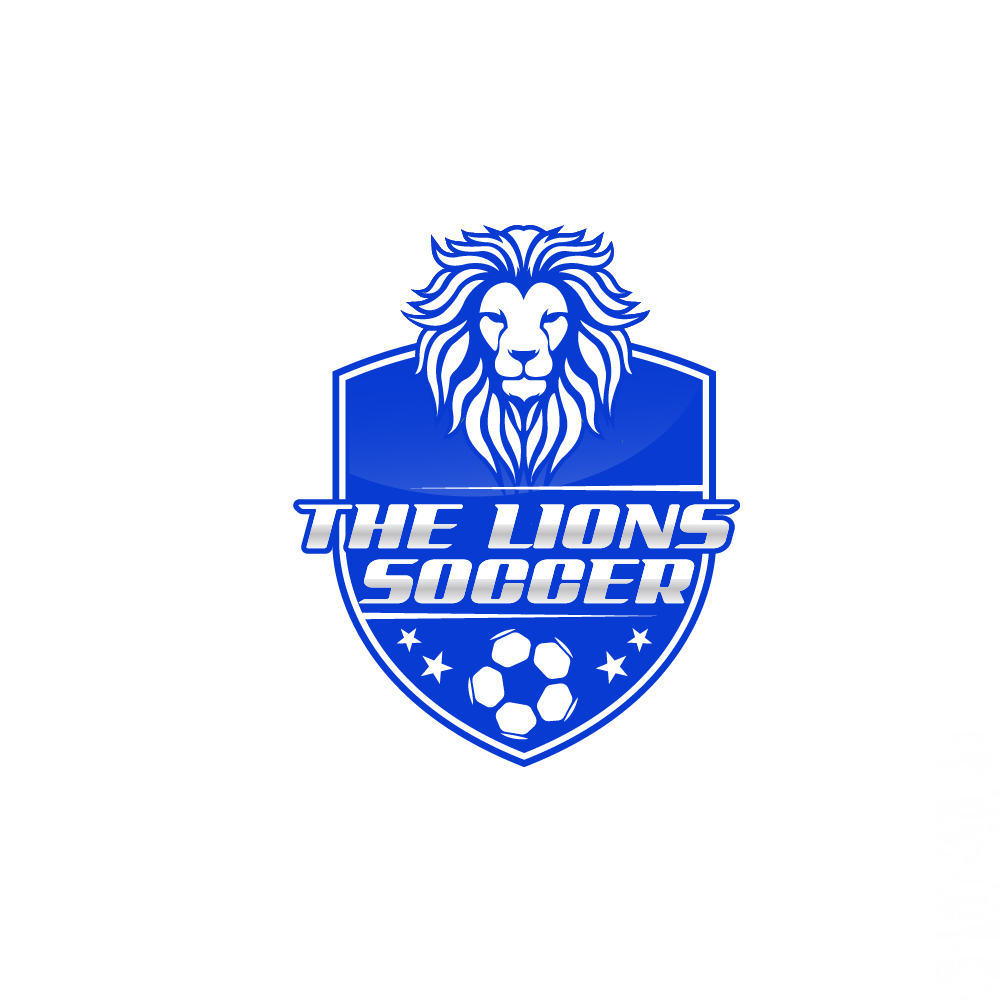 The Lions Soccer Club Logo