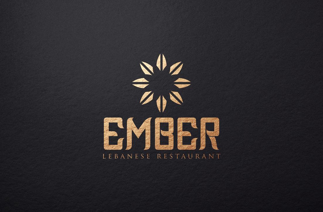 Bold Playful Lebanese Restaurant Logo Design For Ember By Gldesigns Design 21416804