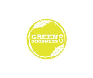 Logo Design by Mandarina - Green Goodness Co - logo