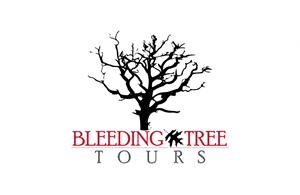 Logo Design job – Bleeding Tree Tours – Winning design by Emanuele Pepi