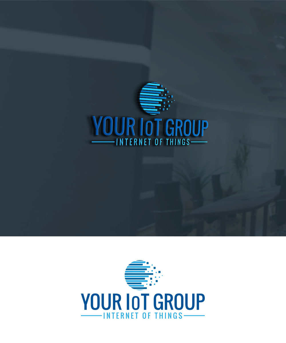 Your IoT Group Logo by Jessica mano