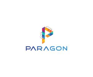 Paragon Paragon Bi Or Paragon Business Intelligence Logo Design By Ffff 2