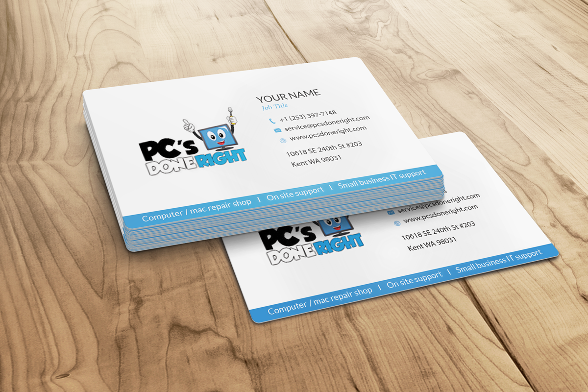 Visitenkarten Design Für A Company Von Riz Design 21499648