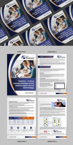 Brochure Design by SD WEBCREATION