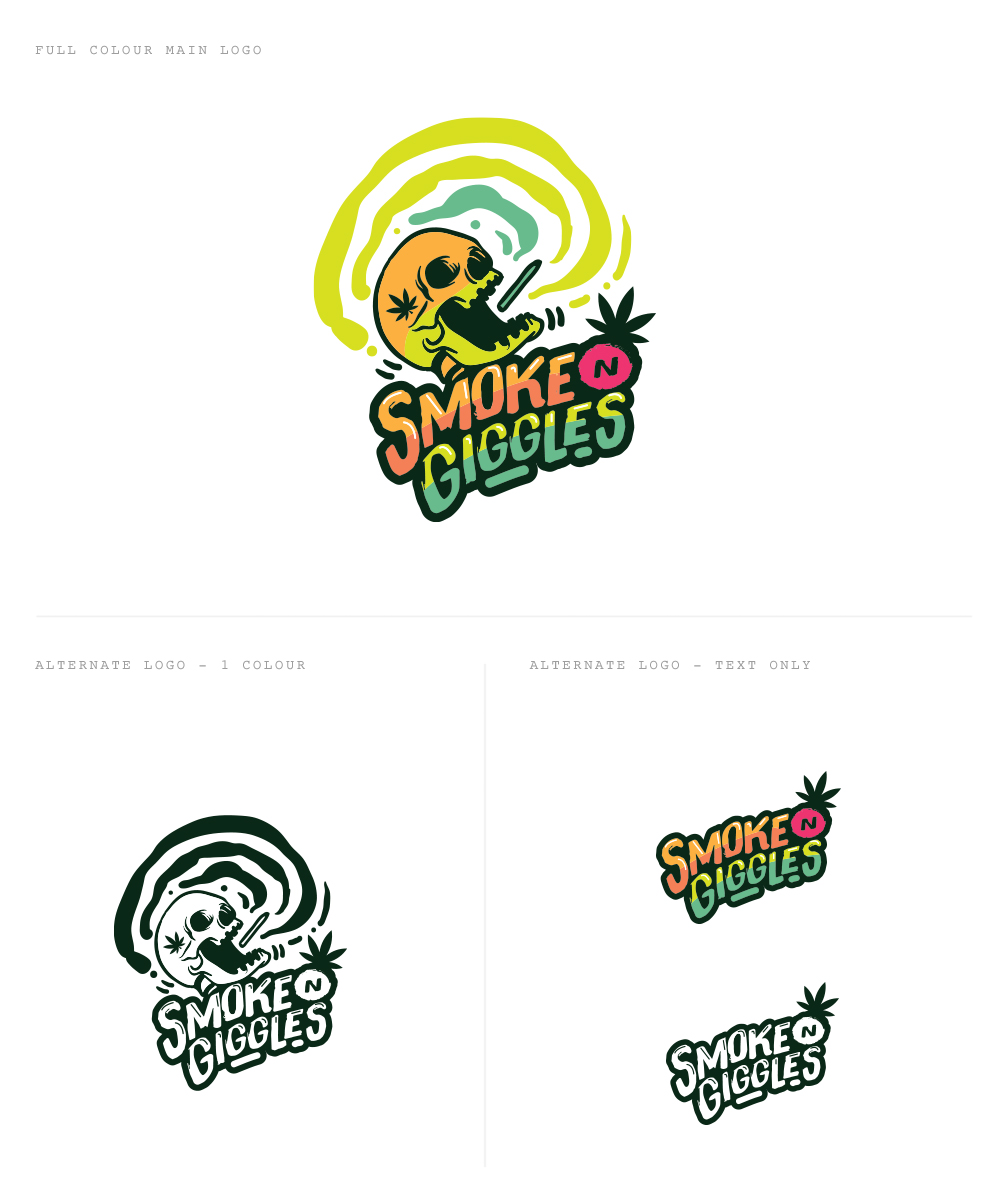 bold traditional clothing logo design for smoke n giggles by creative juice design 21771120 smoke n giggles by creative juice