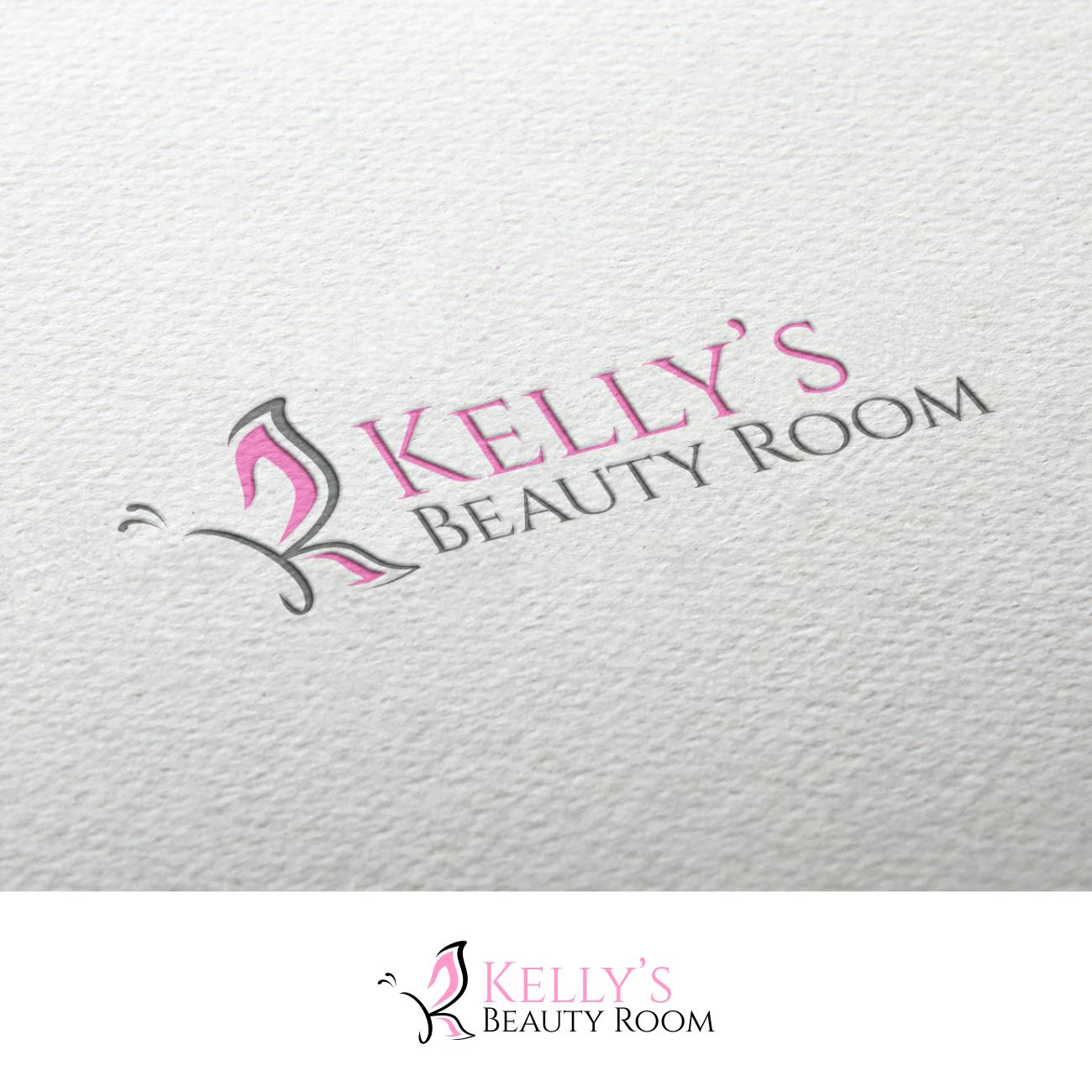 Bold Playful Nail Salon Logo Design For Kelly S Beauty
