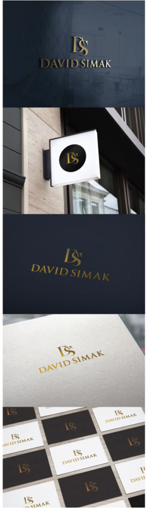 David Simak | Logo Design by webboyz