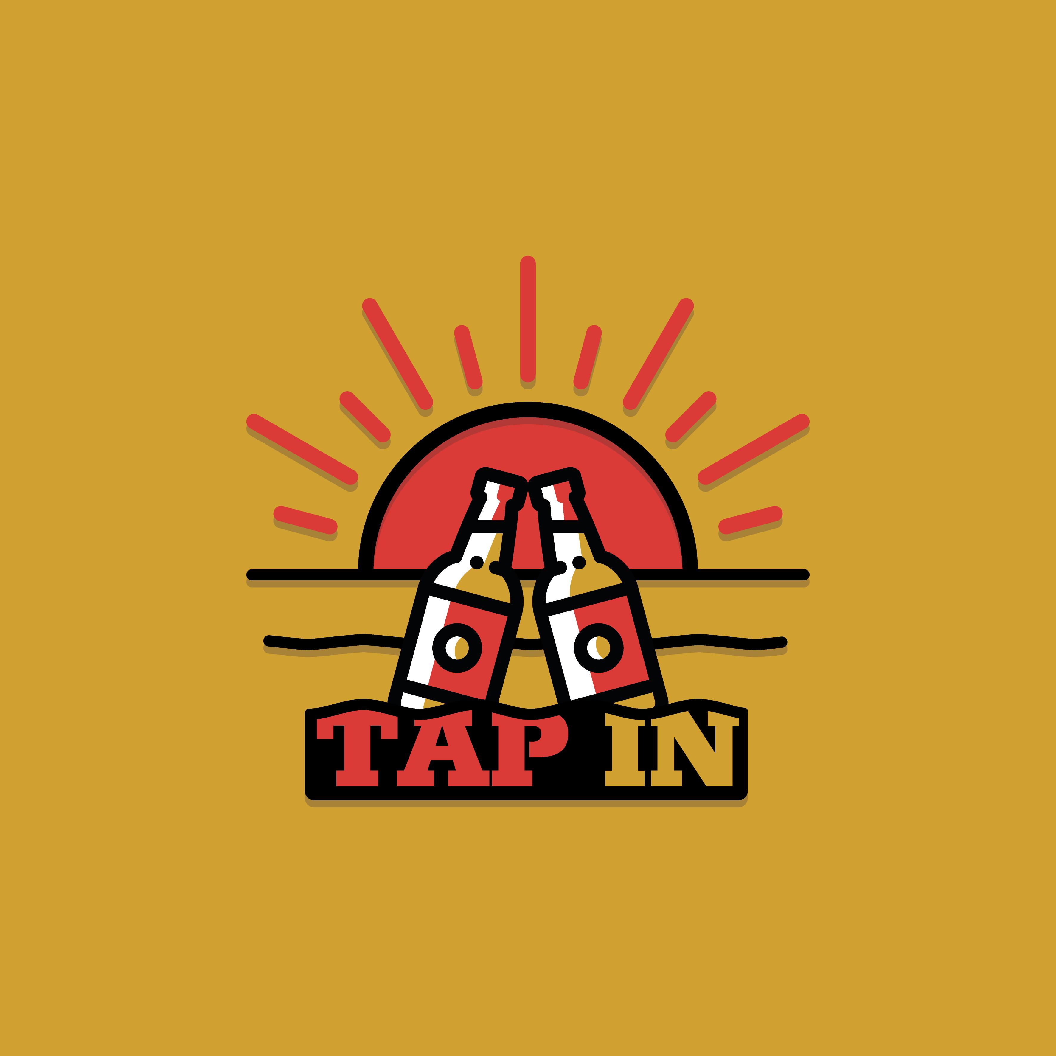 Masculine Elegant Logo Design For Tap In By Ryan Orlowski Design 22993001