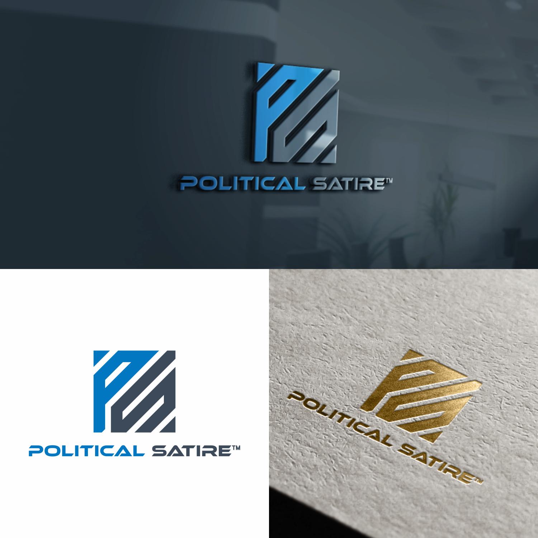 Playful Personable Logo Design For Political Satire By Ivandimas