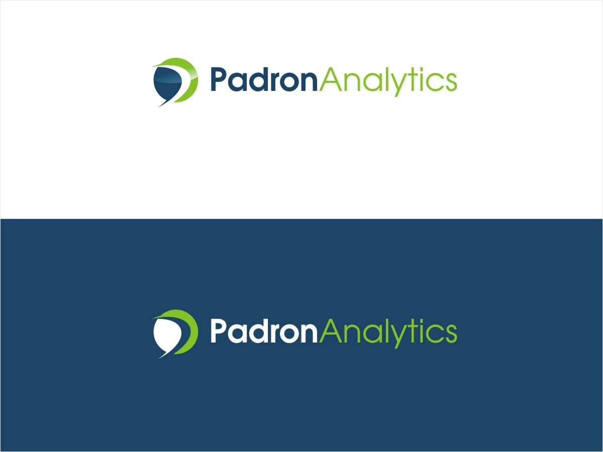 Upmarket modern logo design for padron analytics by for Consulting company logo