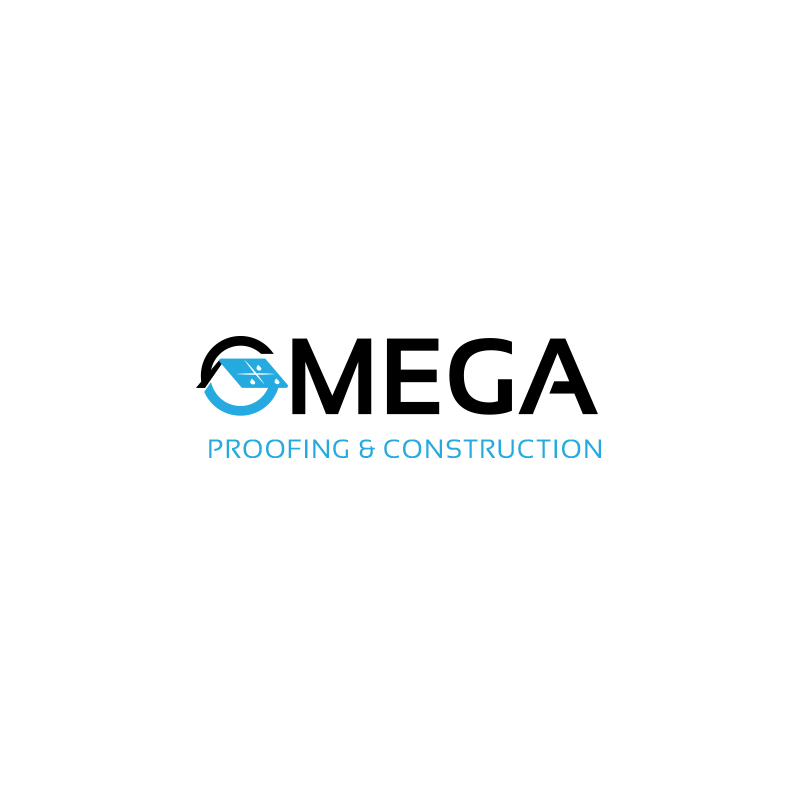 Logo Design For Omega Company Name Proofing Amp Construction