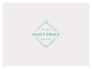 Sweet Savage Designs | Logo Design by wonderland
