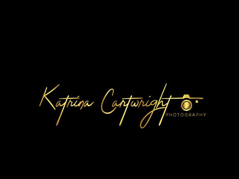 Katrina C. Signature and Camera Logo Design by nasa ali 2