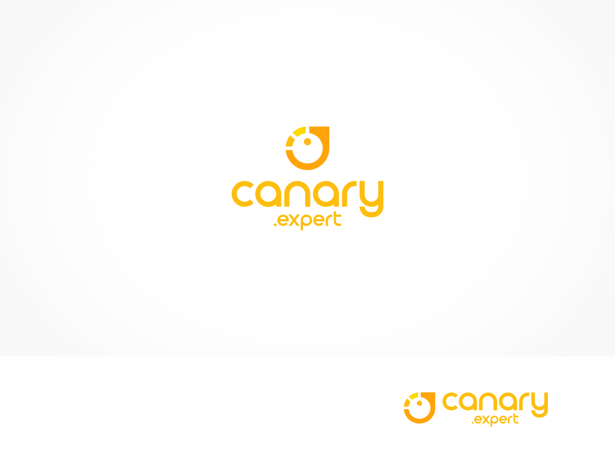 Canary Expert logo design by ArtTank for an IOT company