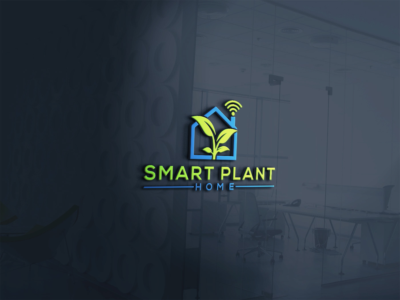 Logo Design by  logo Creations for a Technology Company for People with Plants